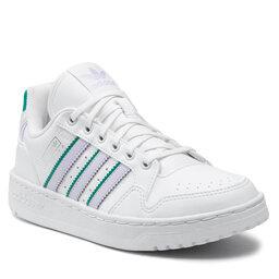 adidas Взуття adidas Ny 90 Stripes H03101 Ftwwht/Prptnt/Glrgrn
