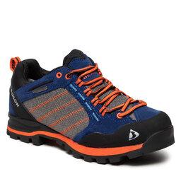 Bergson Turistiniai batai Bergson Kadam Low Stx Blue Limoges/Black