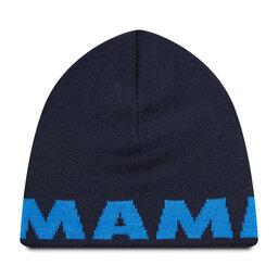 Mammut Kepurė Mammut Logo Beanie 1191-04891-5051-1 Marine Ice 50511