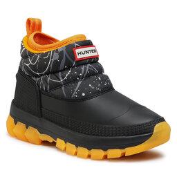 Hunter Снігоходи Hunter W Org Insulated Snow Ankle Bt WFS2107WWU Black