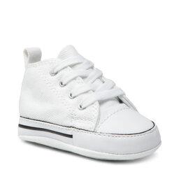 Converse Laisvalaikio batai Converse First Star 88877 White
