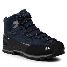 Bergson Turistiniai batai Bergson Tahat Mid Stx Dark Blue/Black