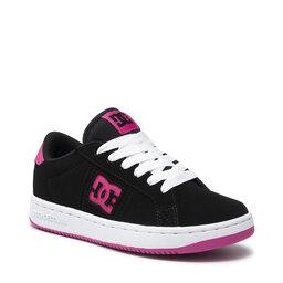 DC Снікерcи DC Striker ADJS100138 Black/Crazy Pink(BZP)