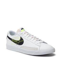 Nike Взуття Nike Blazer Low DA4652 100 White/Black/Volt/Summit White