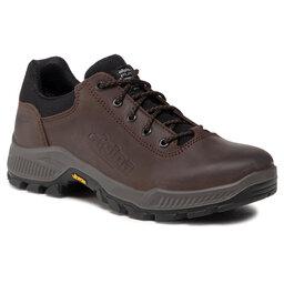 Alpina Трекінгові черевики Alpina Prima Low 692Z-2 Dark Brown