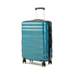 Ochnik Vidutinio Dydžio Kietas Lagaminas Ochnik WALPC-0006-24 Mėlyna