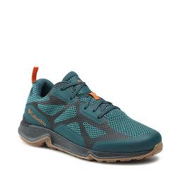 Columbia Трекінгові черевики Columbia Vitesse Outdry BM0077 Dark Seas/Persimon/Mers Sombres/Kaki 375