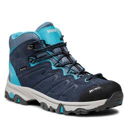 Meindl Turistiniai batai Meindl Minessota Jr. Gtx GORE-TEX 2086D/29 Jeans/Tuerkis