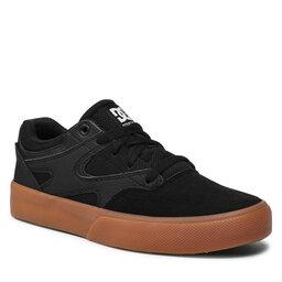 DC Laisvalaikio batai DC Kalis Vulc ADBS300355 Black/Gum(BGM)