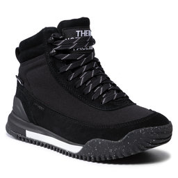 The North Face Batai The North Face Back-To-Berkeley III NF0A5G2YKY4 Tnf Black/Tnf White
