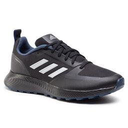 adidas Взуття adidas Runfalcon 2.0 Tr FZ3578 Cblack/Silvmt/Crenav