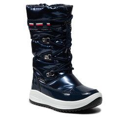 Tommy Hilfiger Sniego batai Tommy Hilfiger Snow Boot T3A6-32035-1240 M Blue 800