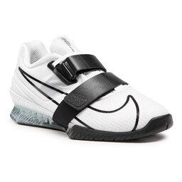 Nike Batai Nike Romaleos 4 CD3463 101 White/Black/White