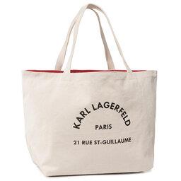 KARL LAGERFELD Rankinė KARL LAGERFELD 201W3138 Natural 106