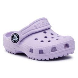 Crocs Шльопанці Crocs Classic Clog K 204536 Lavender
