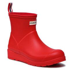 Hunter Guminiai batai Hunter Original Paly Boot Short WFS2020RMA Logo Red