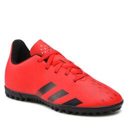 adidas Batai adidas Predator Freak .4 Tf J Red/Cblack/Red