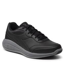 Diadora Laisvalaikio batai Diadora Eagle 4 Sl 101.176889 01 C2815 Black/Steel Gray