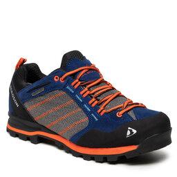 Bergson Turistiniai batai Bergson Kadam Low Stx Blue Limoges/Black 1