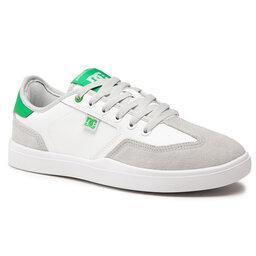 DC Снікерcи DC Vestrey ADYS100444 White/Grey/Green(Xwsg)
