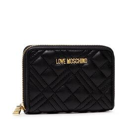 LOVE MOSCHINO Великий жіночий гаманець LOVE MOSCHINO JC5602PP1DLA0000 Nero