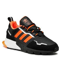 adidas Batai adidas Zx 1K Boost - Seasonality H00428 Core Black/Solar Orange/Silver Metallic