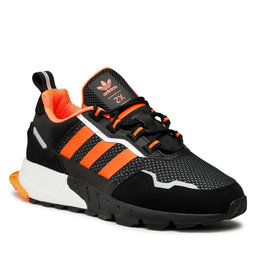 adidas Взуття adidas Zx 1K Boost - Seasonality H00428 Core Black/Solar Orange/Silver Metallic