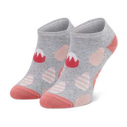 Freakers Низькі жіночі шкарпетки Freakers SDJAJ-GRY Сірий