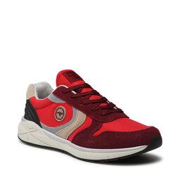 KangaRoos Снікерcи KangaRoos Rooki Sport 19026 000 6136 Fiery Red/Creme White
