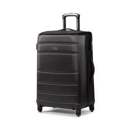 Wittchen Середня тверда валіза Wittchen 56-3A-652-10 Чорний