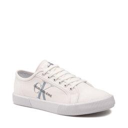 Calvin Klein Jeans Кросівки Calvin Klein Jeans Vulcanized Sneaker Laceup Cp Bright White