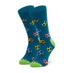 Happy Socks Високі шкарпетки unisex Happy Socks SSOC01-6500 Голубий