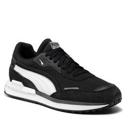 Puma Laisvalaikio batai Puma City Rider B&W 382046 01 Puma Black/Puma White