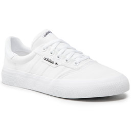 adidas Взуття adidas 3Mc B22705 Ftwwht/Ftwwht/Goldmt