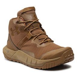 Under Armour Трекінгові черевики Under Armour Ua Micro G Valsetz Mid 3023741-200 Brn/Brun