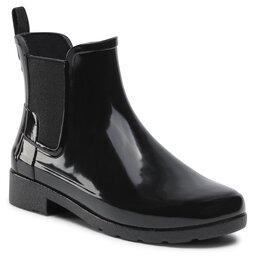 Hunter Гумові чоботи Hunter Org Refined Chelsea Gloss WFS1017RGL Black 1