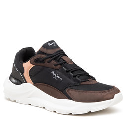Pepe Jeans Снікерcи Pepe Jeans Brooks Tech PMS30756 Stag 884