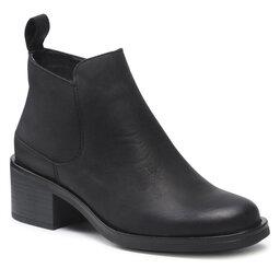 Clarks Aulinukai Clarks Memi Zip 261616544 Black Leather