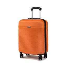 Ochnik Мала тверда валіза Ochnik WALAB-0040-19 Оранжевий