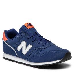 New Balance Laisvalaikio batai New Balance YC373WN2 Tamsiai mėlyna
