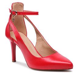 Wojas Туфлі на шпильці Wojas 35018-55 Червоний
