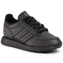 adidas Взуття adidas Forest Grove J EG8959 Cblack/Cblack/Cblack