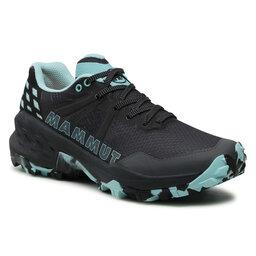Mammut Трекінгові черевики Mammut Sertig II Low 3030-04310-00575 Black/Dark Frosty