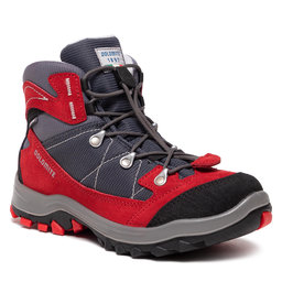 Dolomite Трекінгові черевики Dolomite Davos Wp 251268-0856234 Fiery Red/Anthracite Grey