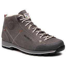 Dolomite Трекінгові черевики Dolomite Cinquantaquattro Mid Fg 248061-1076013 Gunmetal Grey