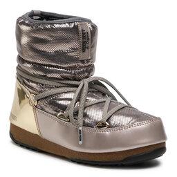 Moon Boot Снігоходи Moon Boot Low St.Moritz Wp 24009900001 Platinum