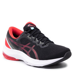 Asics Batai Asics Gel-Pulse 13 1011B175 Black/Electric Red 001