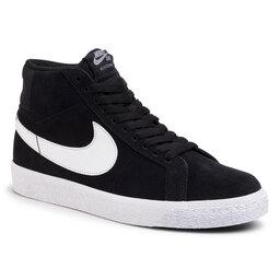 Nike Взуття Nike Sb Zoom Blazer Mid 864349 002 Black/White/White/White