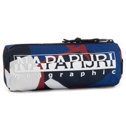 Napapijri Пенал Napapijri Happy Pc Print N0YIXV Red Camo FA7
