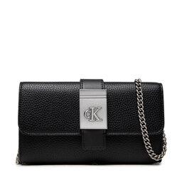 Calvin Klein Jeans Rankinės Calvin Klein Jeans Mono Hardw Soft Phone Xbody K60K608686 Black BDS